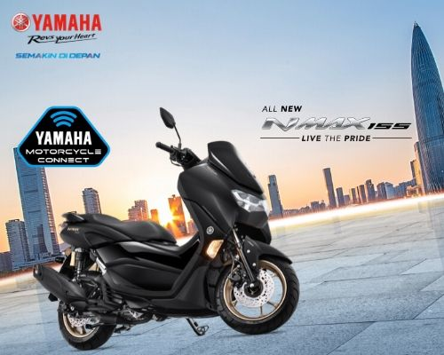 Harga All New Nmax 2020